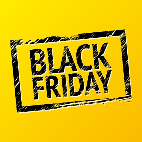 Black Friday, Books