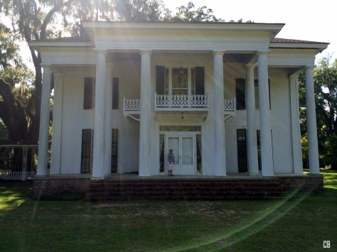 Florida Antebellum Home