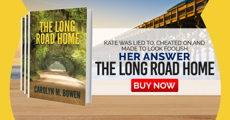 The Long Road Home by Carolyn M. Bowen