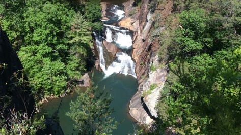 Tallulah Falls GA, Carolyn Bowen Author, The Writing Life, Seasons in the Sun
