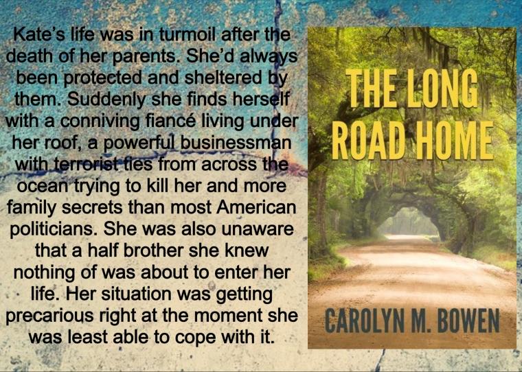 Carolyn long road home with blurb