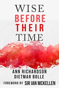 Book Blog Tour, Wise Before Their Time, Author Ann Richardson, Holiday Reading, The Writing Life, Carolyn Bowen, Book Reviews, Book Bloggers, Book Gifts