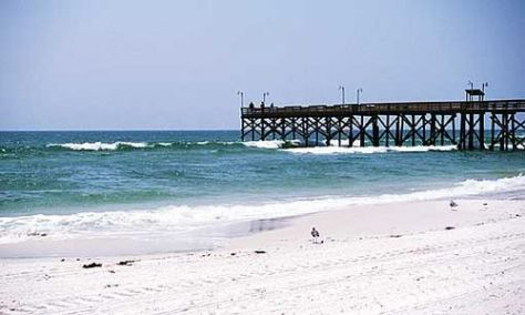 Mexico Beach 2014