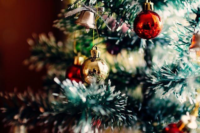Happy Holidays 2018, The Writing Life, Carolyn M. Bowen