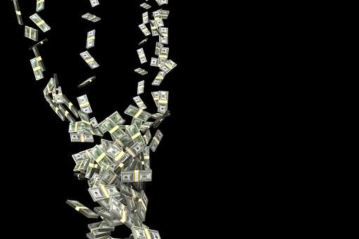 Cross-Stepping Money