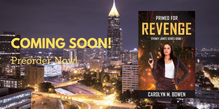 Primed for Revenge, Sydney Jones Series